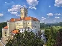 Trakoscan-kastély, Horvátország