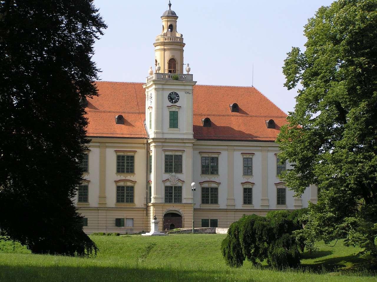 Замъкът Валпово Хърватия (14×11)