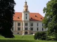 Valpovo-kastély Horvátországban