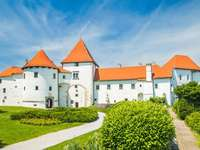 Varazdin hrad Chorvatsko