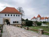Castelo de Varazdin Croácia
