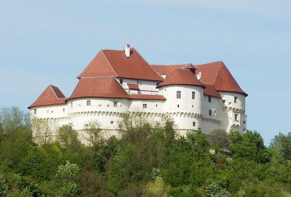 Замъкът Велики Табор Хърватия (16×11)