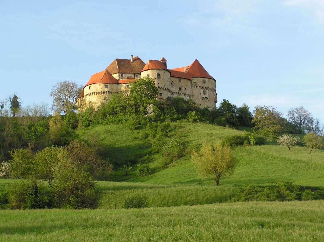 Castelul Veliki Tabor Croația (14×11)