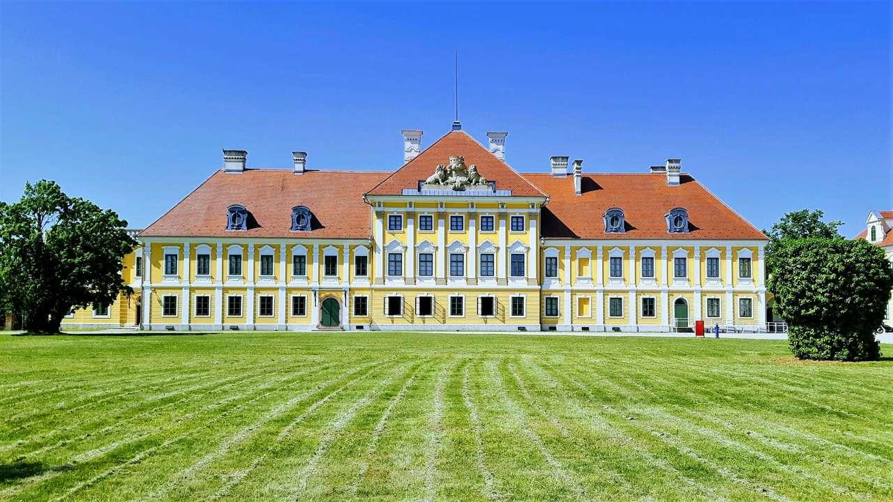 Vukovari vár Horvátország (17×10)