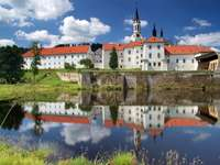 Vyssi Brod Castle Kroatië