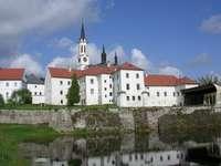 Castelo Vyssi Brod Croácia