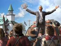 Far Cry 5 puzzle pozderki