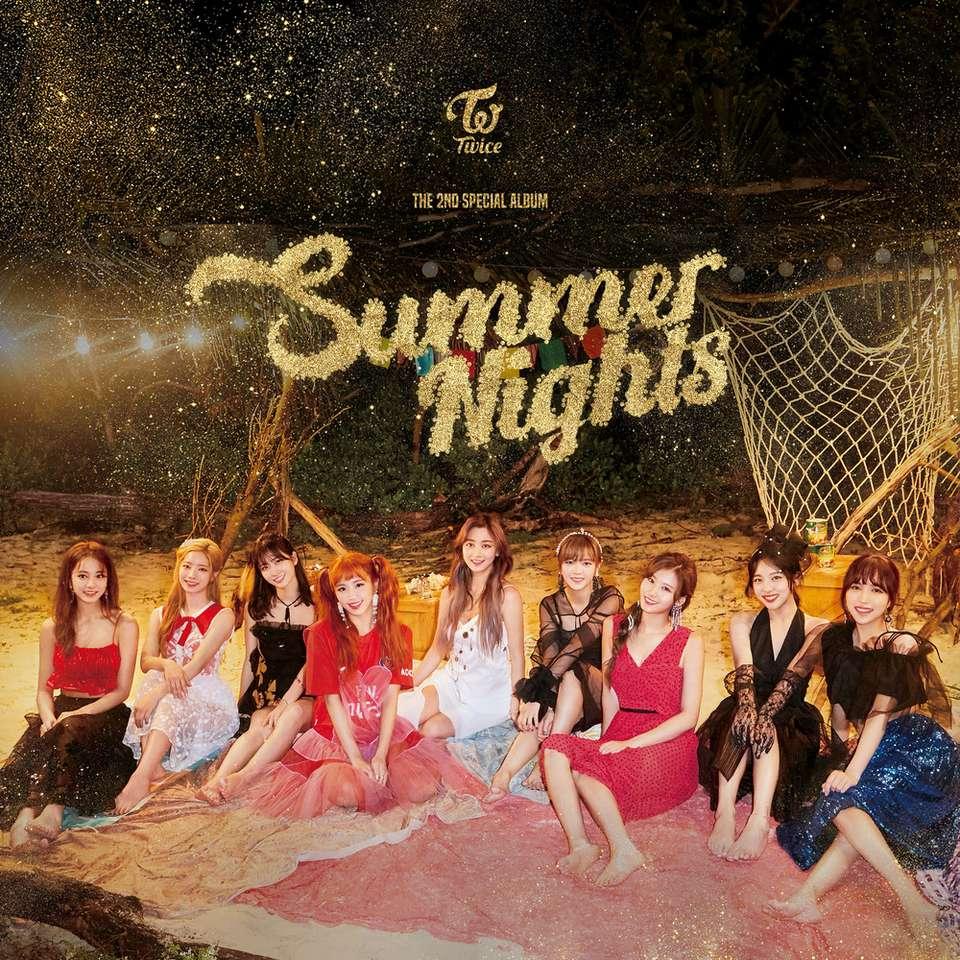 Δύο φορές - Καλοκαιρινές νύχτες - Ένα άλμπουμ μουσικής της Νότιας Κορέας (11×11)