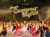 Twice- Summer Nights