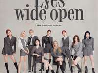 Twice- Eyes Wide Open