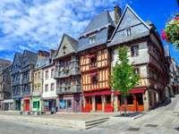 къщи във Франция