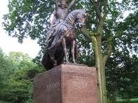Monumento a Władysław Jagiełło em Nova York