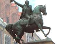 Μνημείο του Tadeusz Kościuszko στο Wawel