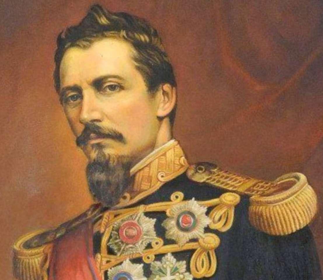 Alexandru Ioan Cuza - Alexandru Ioan Cuza a Kis Unió alapítója volt (3×3)