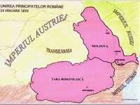 Unión de los principados rumanos