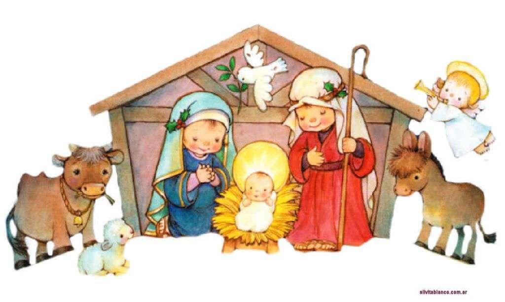 Η γέννηση του Ιησού - για να παίξετε με τους εφήβους (11×7)