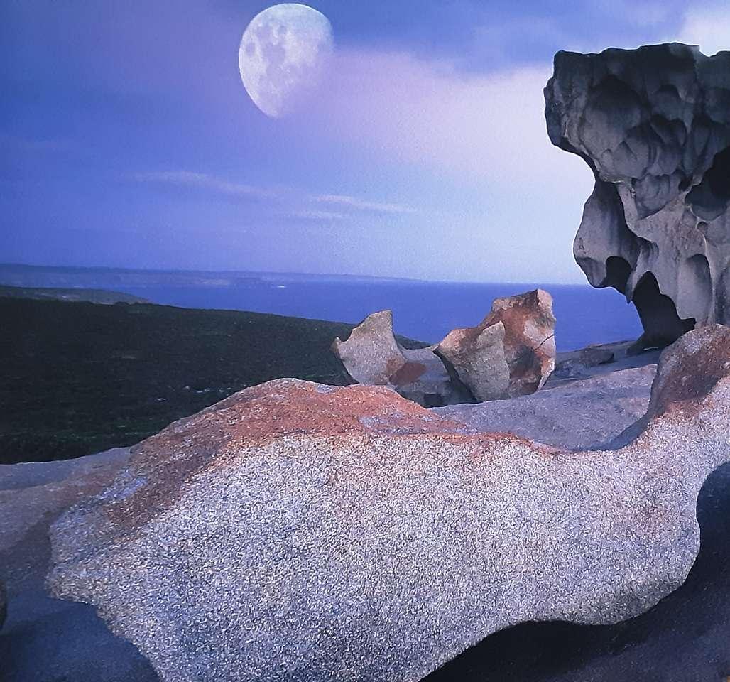 Parque Nacional Flinders Chase - Na Ilha Kangaroo, na Austrália (11×11)