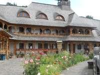 Mănăstire ortodoxă din nordul României