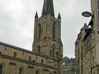 a tülli templom