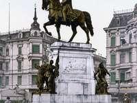 Μνημείο του William I στο Szczecin