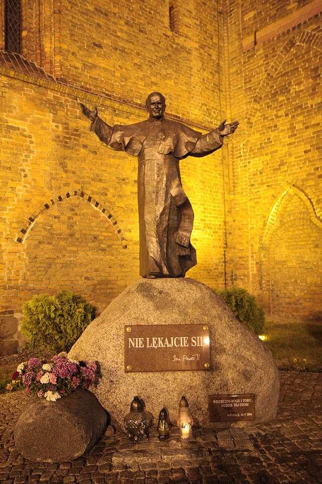 Πάπας Ιωάννης Παύλος Β - John Paul II (Latin Iannes Paulus PP. II, ιδιοκτησία του Giovanni Paolo II, γεννήθηκε ο Karol Józef Wojtyła και · γεννήθηκε στις 18 Μαΐου 1920 στο Wad (2×4)