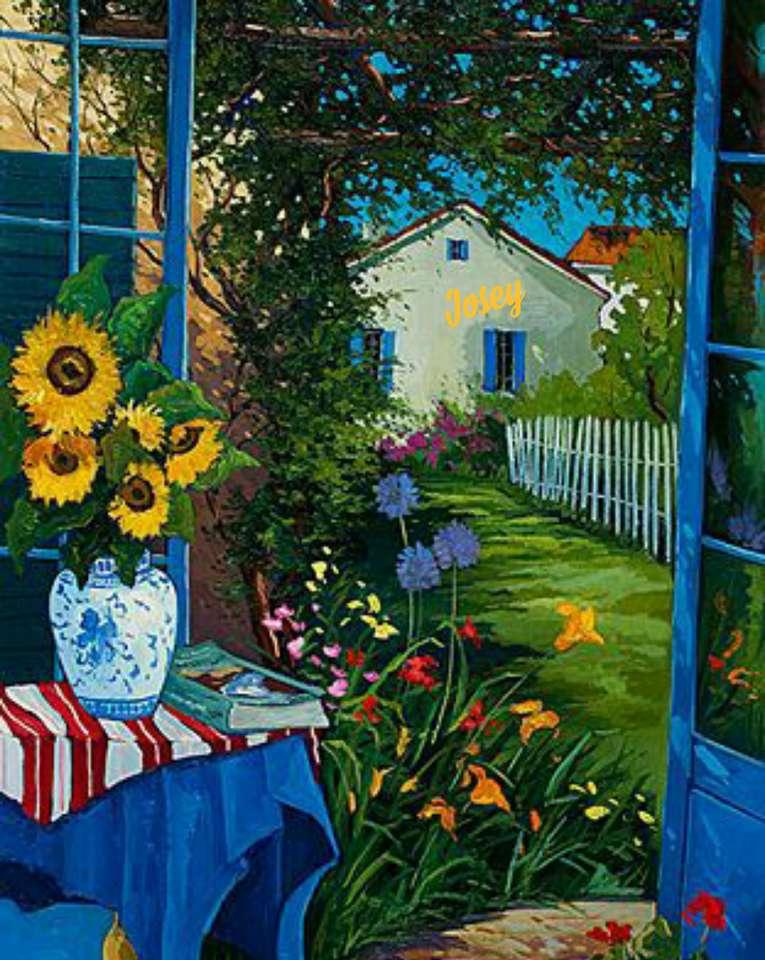 Ваза - Винсент Ван Гог картини (15×20)
