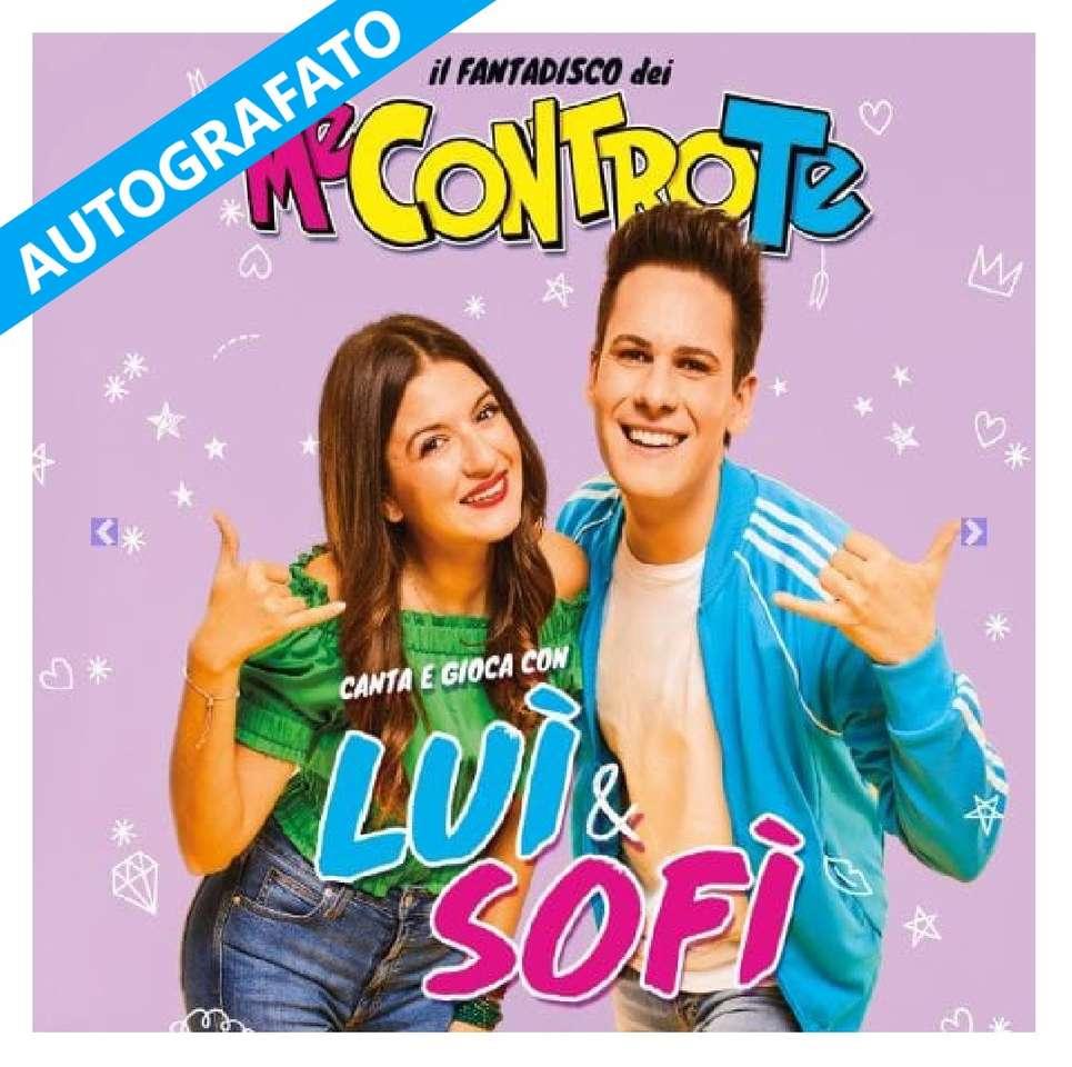 fantadisco by Luì and Sofì - the fantadisco of Luì and Sofì (7×7)