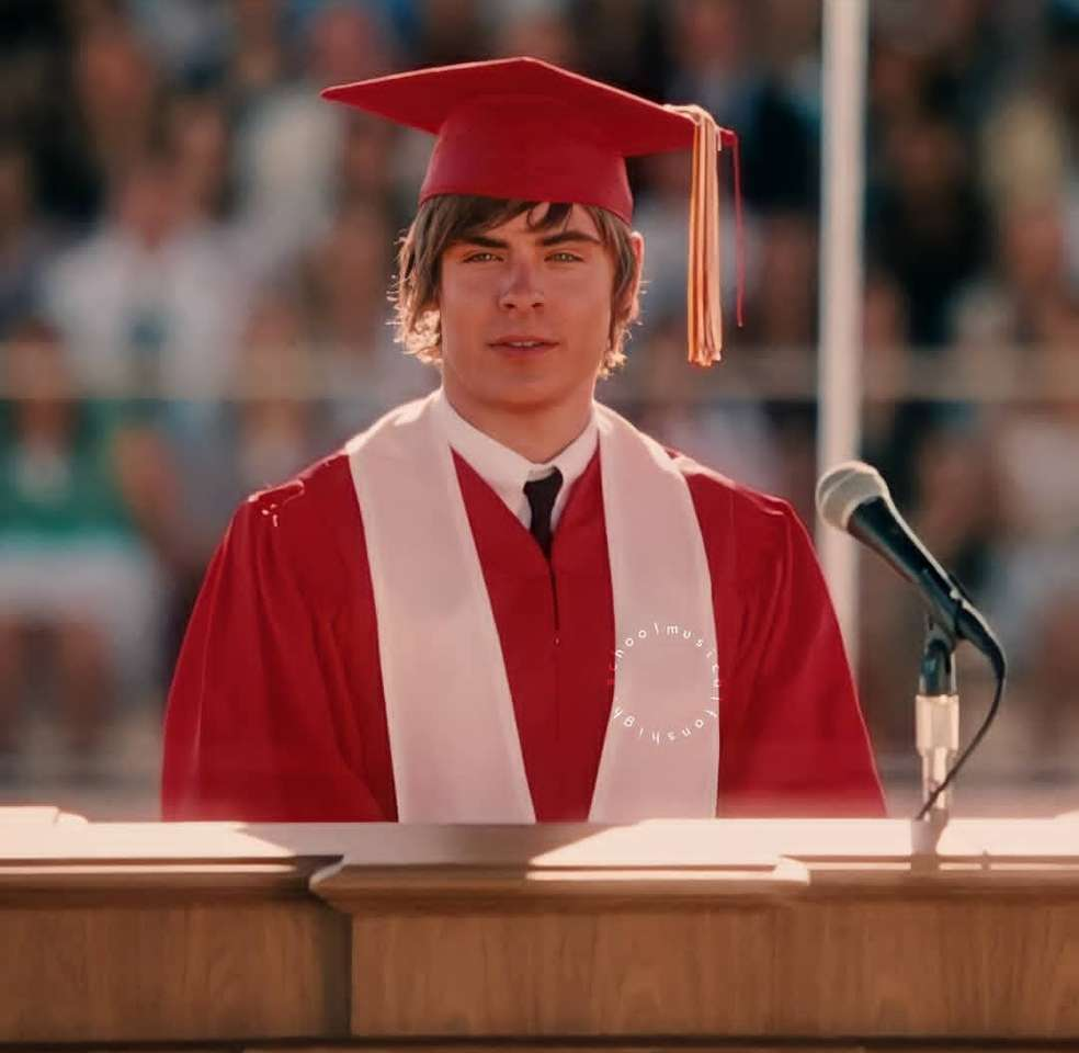 Hrdina Troy Bolton - Troy Bolton, hrdina filmu High School Musical (2×2)