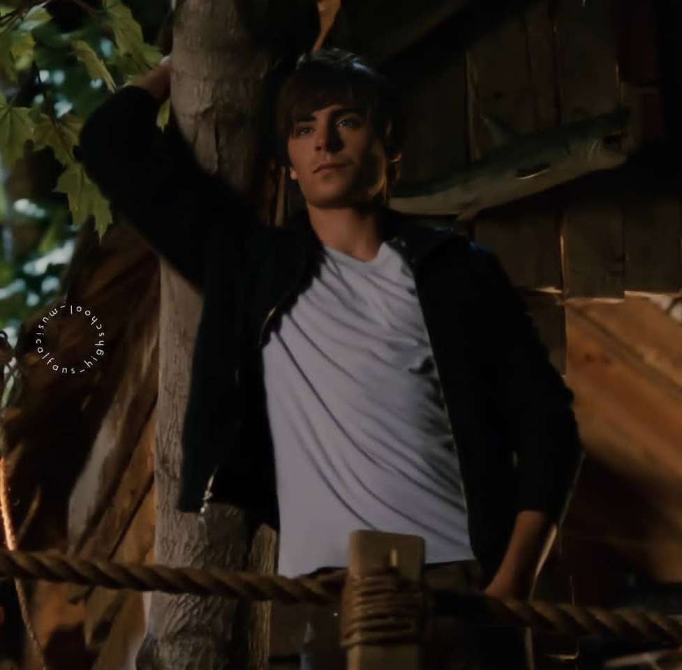 Troy Bolton - Troy Bolton, le héros du film High School Musical (2×2)