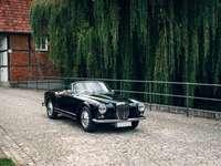 Aurelia cabriolet Β 24 1958