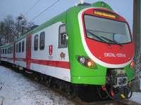Polská železnice
