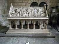 Grobowiec w Aubazine