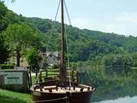 La Dordogna nella Corrèze