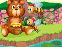 Miere pentru urs