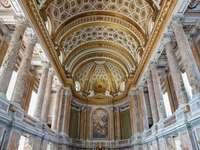 Палатински параклис Кралски дворец на Казерта Италия