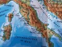 Der Staat Italien