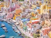 Procida Naples Italie