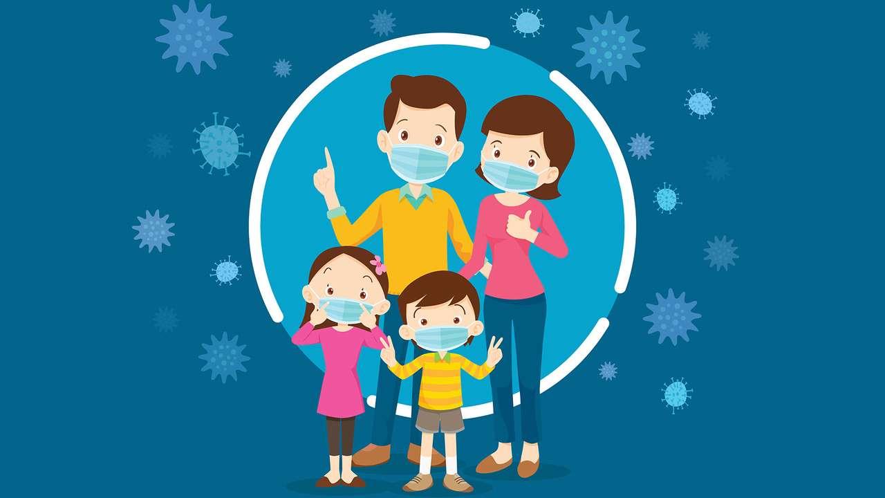 Защитете се като семейство