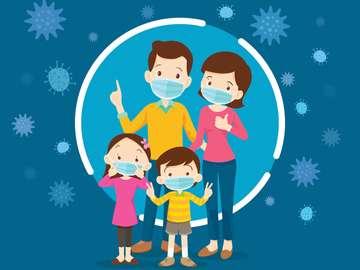Bescherm onszelf als gezin