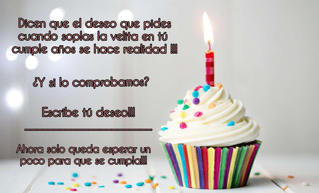 Aniversário - Desejo de aniversário (3×2)