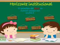 Institutionell horisont
