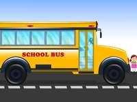 az iskolabusz