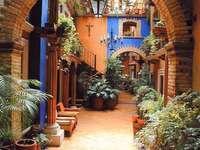 къща в Мексико