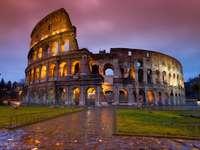 Roma una ciudad en Italia