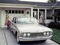 1960 Ford Fairlane 500 Town Berline