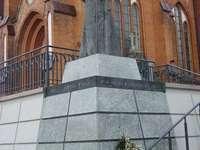 Påven Johannes Paulus II monument