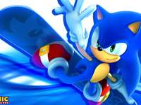 sonic ssx