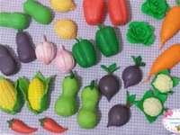 Wybrane warzywa