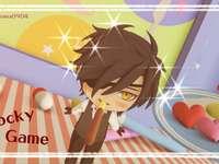 Mini jogo Mitsu poky