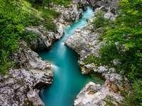 Soca Valley Slovenia